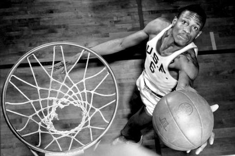 13 1956 University of San Francisco Dons basketball - best undefeated teams of all-time