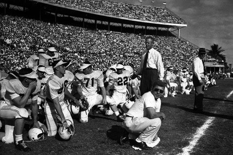 15 1956 Oklahoma Sooners Football - best undefeated teams of all-time