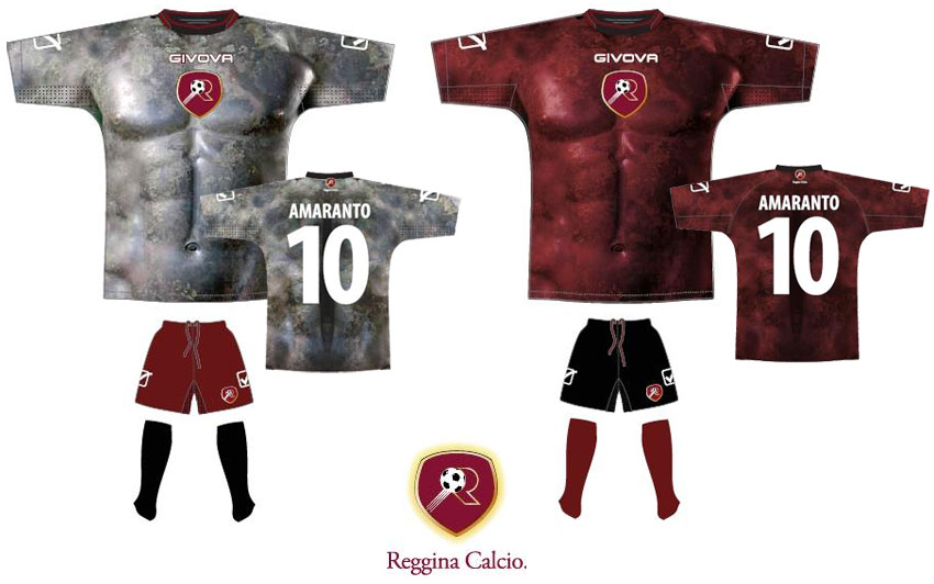 16 reggina 2012-13 derby kit - worst soccer uniforms all time - worst football kits all time
