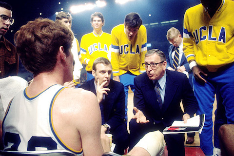 2 1971 UCLA Bruins basketball - best undefeated teams of all-time