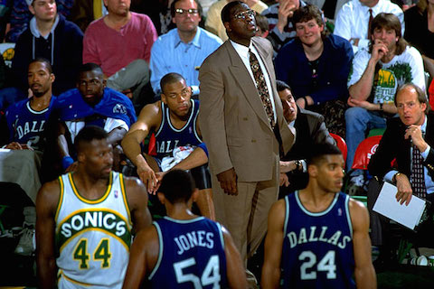 5 1993-94 Dallas Mavericks - longest NBA losing Streaks