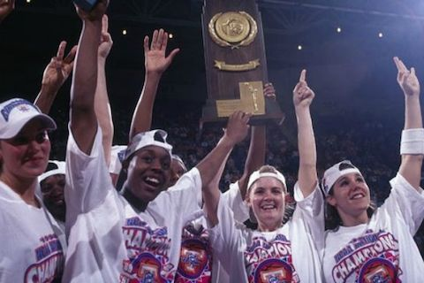 6 1998 Tennessee Lady Vols basketball - best undefeated teams of all-time