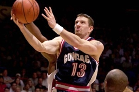 7 1998 gonzaga basketball matt santangelo - biggest ncaa tournament snubs all time