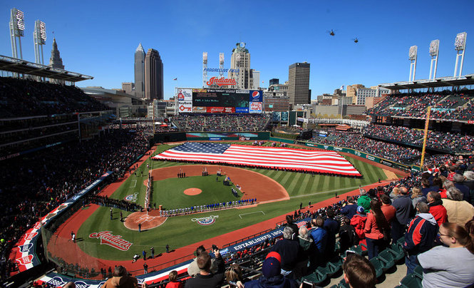 8 longest ever opening day game 16 innings jays indians - MLB opening day memorable moments