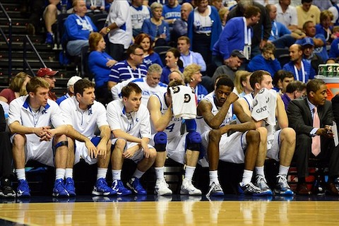 9 2013 kentucky wildcats - biggest ncaa tournament snubs all time