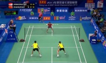 This Awesome Badminton Rally Will Make You Respect Badminton (Video)