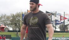 Bryce Harper is Jacked (Photo)