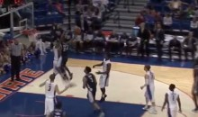 Nevada's Deonte Burton Throws Down One of the Nastiest Dunks of the College Hoops Season (Video)