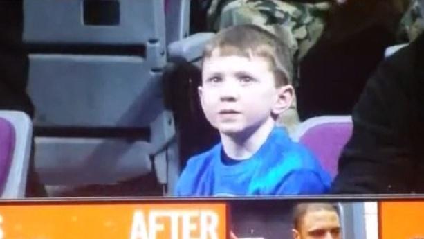 Disappointed Knicks Fan