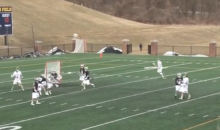 Lacrosse Announcer Got Really Pumped About This Goal (Video)