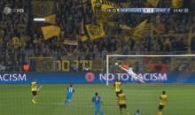 Zenit's Hulk Smashes Long-Distance Golazo vs. Borussia Dortmund (GIF)