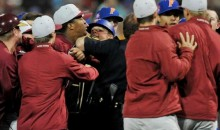 Jameis Winston Involved in Bench-Clearing Brawl During Gators-Seminoles Baseball Game (Video)