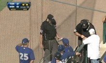 Jays Manager John Gibbons Gives Us the MLB's First Replay Challenge (Video)