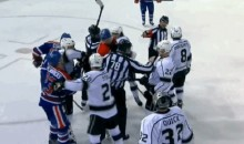 Kings' Jordan Nolan Earns Disciplinary Hearing With NHL for Sucker Punch on Oilers' Jesse Joensuu (GIF)