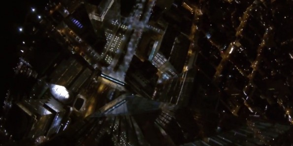 NYC Freedom Tower BASE Jump