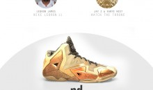 Artist Patso Dimitrov Mixes NBA Signature Sneakers with Rap Albums (Gallery)