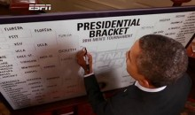UConn Apologizes to President Obama on Twitter for Busting His Bracket