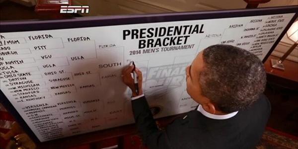 President Obama bracket