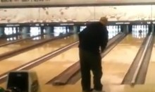 Perfect Game!!! 81-Year-Old Man Bowls his First 300 (Video)
