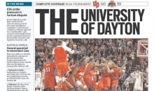 Dayton Newspaper Trolls Ohio State Following March Madness Upset Victory (Photo)