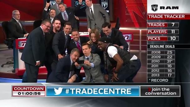 TradeCentre Selfie