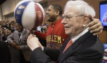 Warren Buffett Promises Easier NCAA $1 Billion Challenge Next Year (Video)