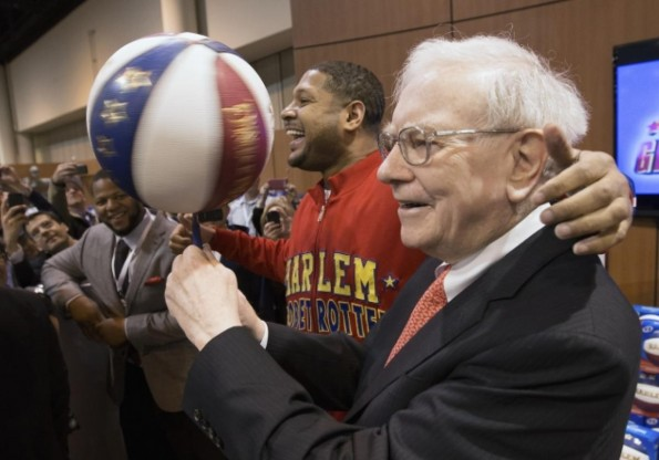 Warrem Buffett March Madness Bracket Contest