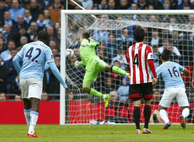 Yaya Toure League Cup Final golazo