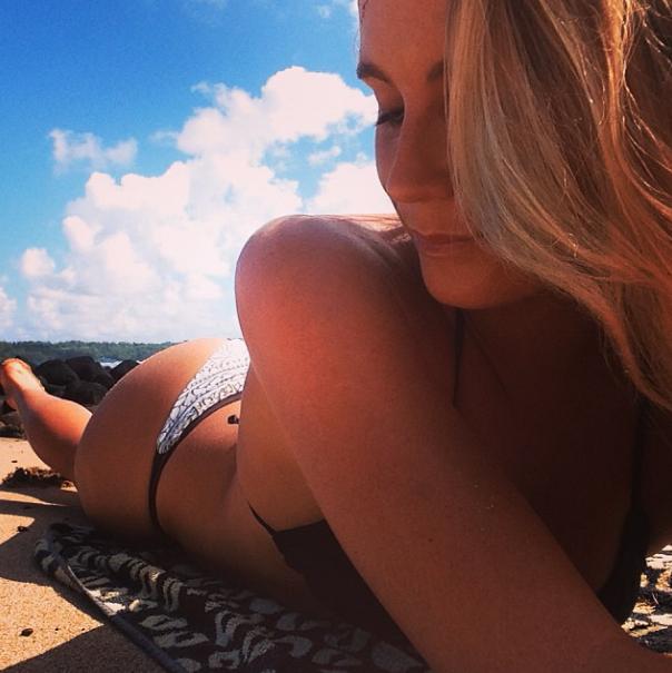 alana blanchard - hot female athltes instagram