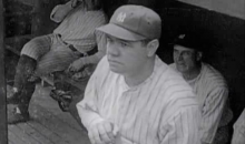 Researcher Uncovers Rare Video Footage of Babe Ruth and Lou Gehrig (Video)