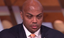 Charles Barkley Was Dozing Off Last Night on 'NBA on TNT' (Video + GIFs)