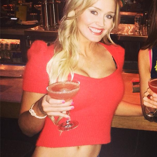 blair o'neal - hot female athltes instagram