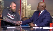 Chris 'Birdman' Andersen Makes Post-Game Interview Not Suck (Video)
