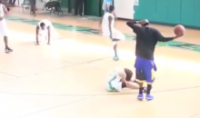 Here's the Ankle-Breaker to End All Ankle-Breakers (Video)