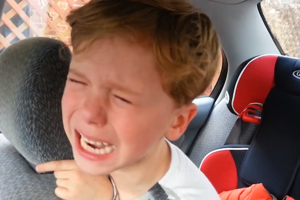 kid reacts to steve smith getting released by panthers