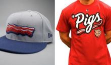 The Lehigh Valley IronPigs' New Bacon Gear Is Flying Off the Shelves