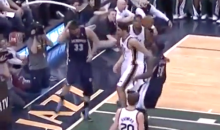 Marc Gasol Dropped One of the Loudest F-Bombs You'll Ever Hear Last Night (Video)
