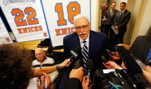 Knicks Hire Phil Jackson to Be President of Zen Basketball Operations
