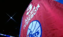The Philadelphia 76ers Retired Allen Iverson's No. 3 on Saturday (Video)