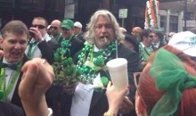 Rob Ryan Was Partying Hard in NOLA for St. Patrick's Day (Pics)