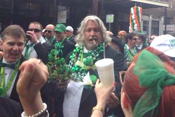 rob ryan saint patrick's day