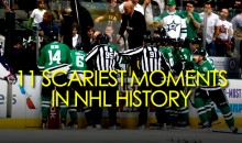 11 Scariest Moments in NHL History