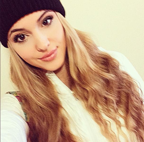 tiffany suarez - hot female athltes instagram