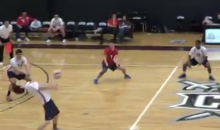 College Volleyball Player Takes Spike to the Face (Video + GIF)