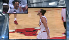 Joakim Noah's Proud Dad Gives Best In-Game Interview You'll Ever See (Video)