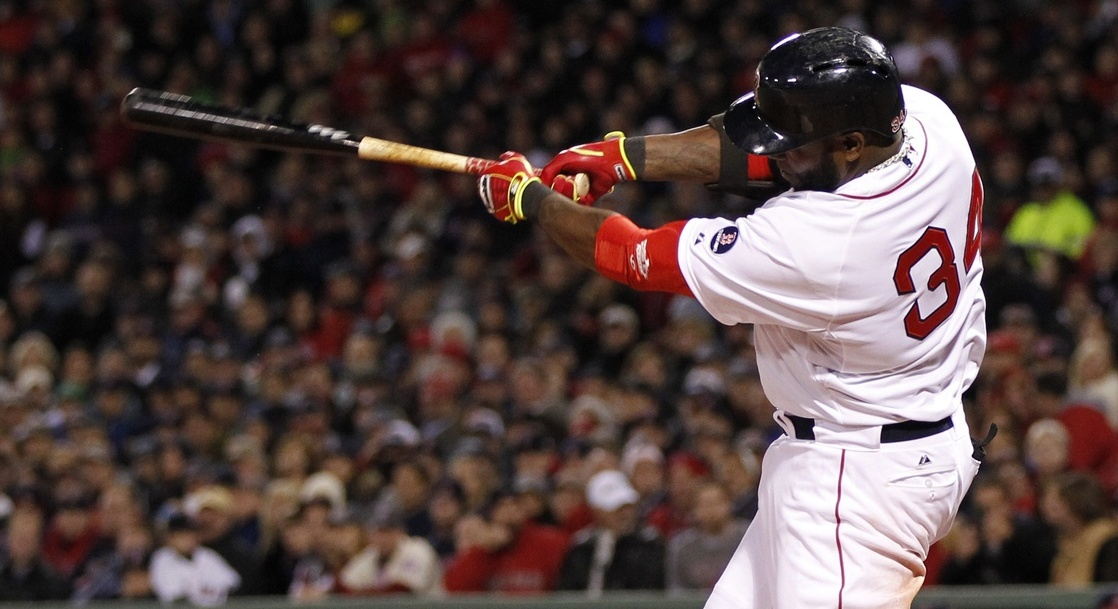 1 David Ortiz - best selling jerseys in mlb 2014