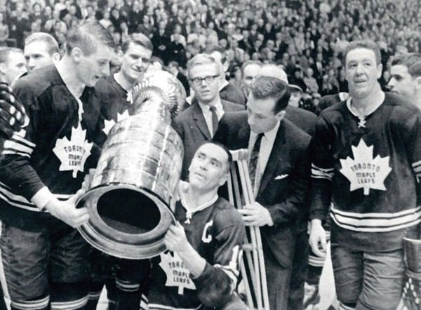1 Toronto Maple Leafs 1967 Stanley Cup - longest Stanley Cup droughts