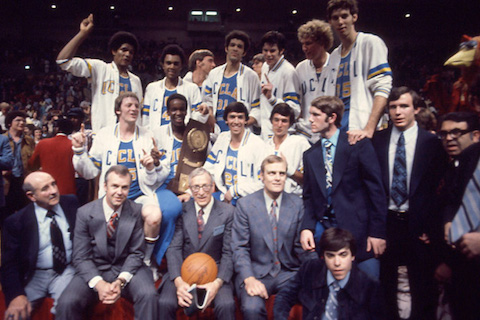 1 ucla basketball 1975 - most college basketball championships