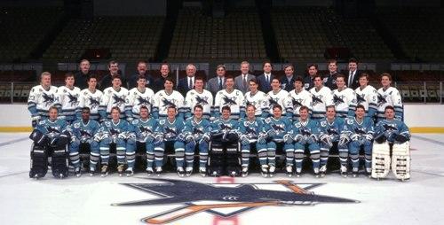 10 1991-92 San Jose Sharks - longest Stanley Cup droughts