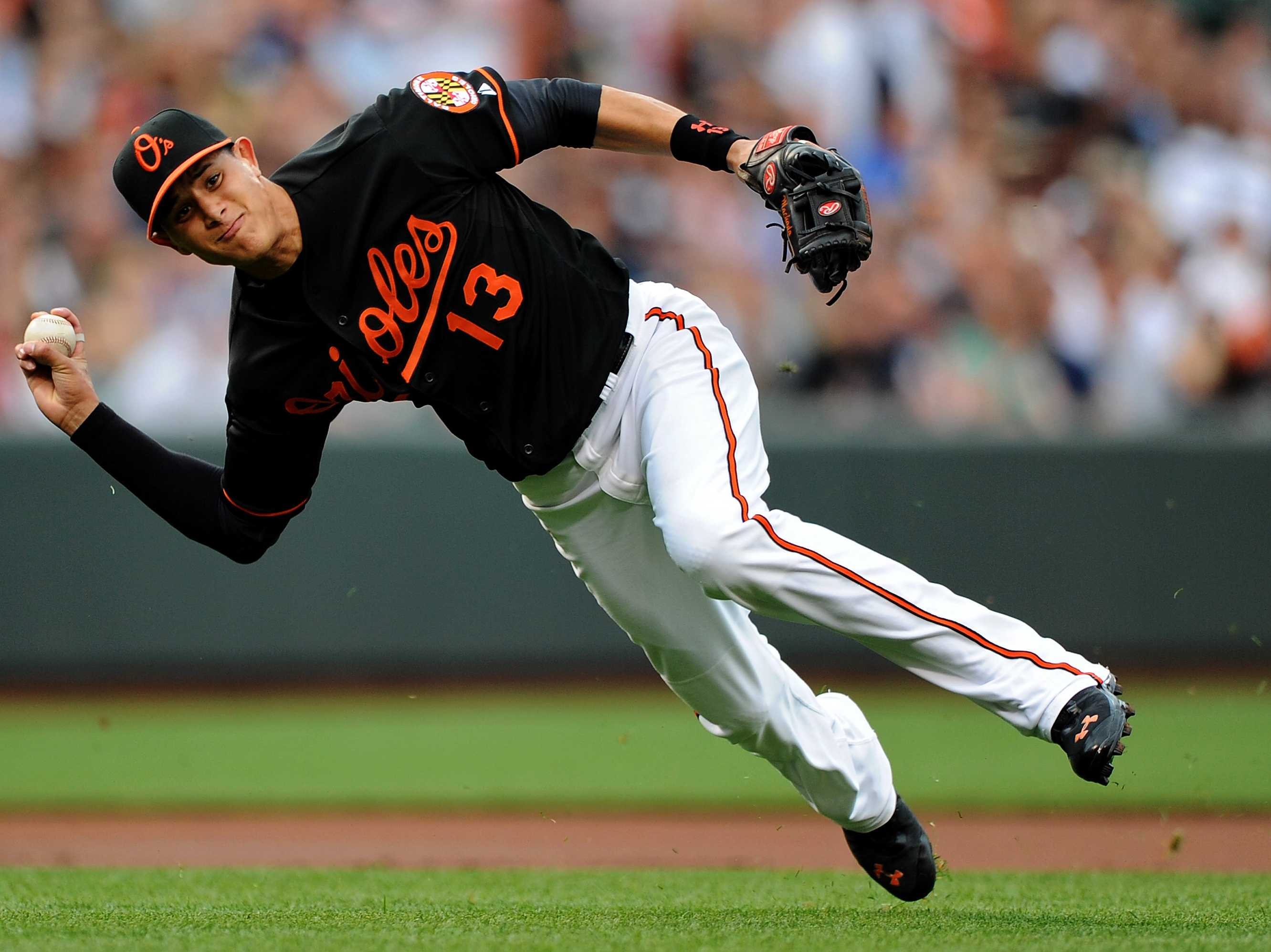 10 Manny Machado - best selling jerseys in mlb 2014